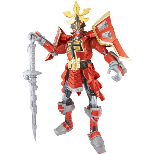 Power Rangers Shogun Ranger Action Figure, Fire