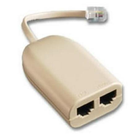 Suttle 900lccs-50 In-line Dsl Filter With Splitter (900lccs50) (Dsl Splitter Filter)