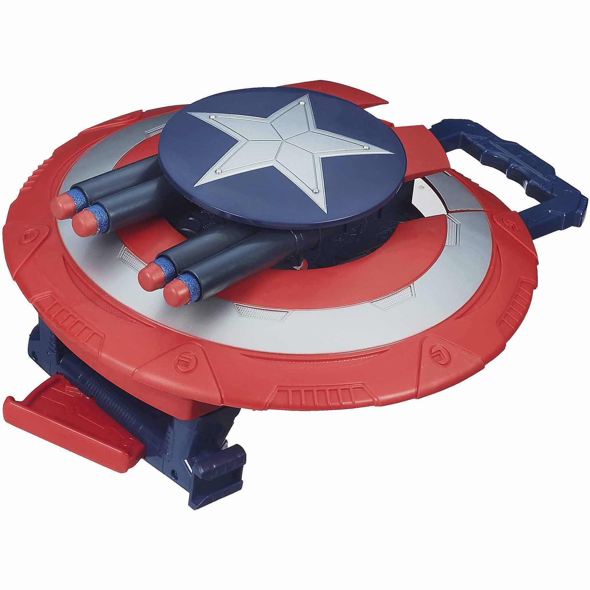Marvel Captain America Super Soldier Gear Stealthfire Shield Toy