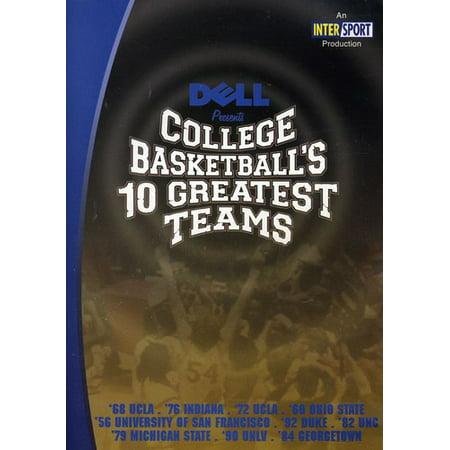 College Basketballs 10 Greatest Teams