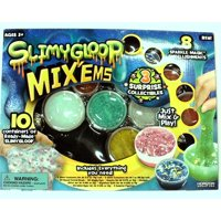 SLIMYGLOOP Surprise Mystery Mix'ems Kit 119 pc