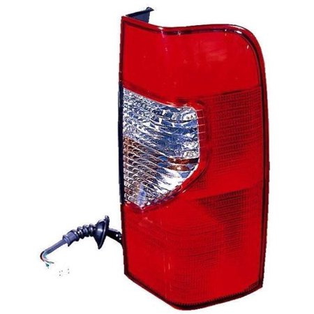 Go-Parts » 2002 - 2004 Nissan Xterra Rear Tail Light Lamp Assembly / Lens / Cover - Right (Passenger) Side 26550-7Z825 NI2801157 Replacement For Nissan