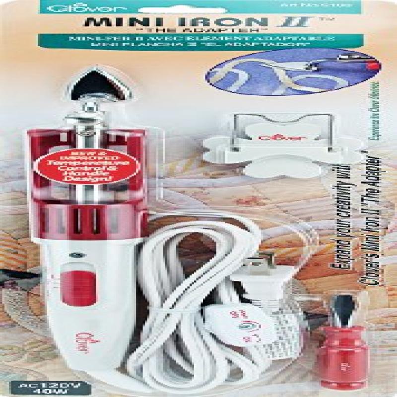Clover Mini Iron II -The Adapter