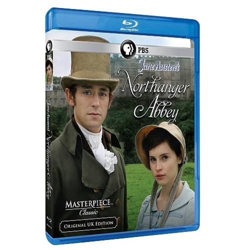 Masterpiece: Northanger Abbey (Blu-ray)