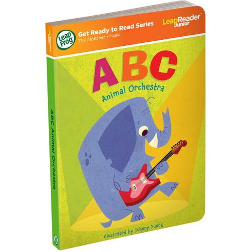 LeapFrog LeapReader Junior Book: ABC Animal Orchestra