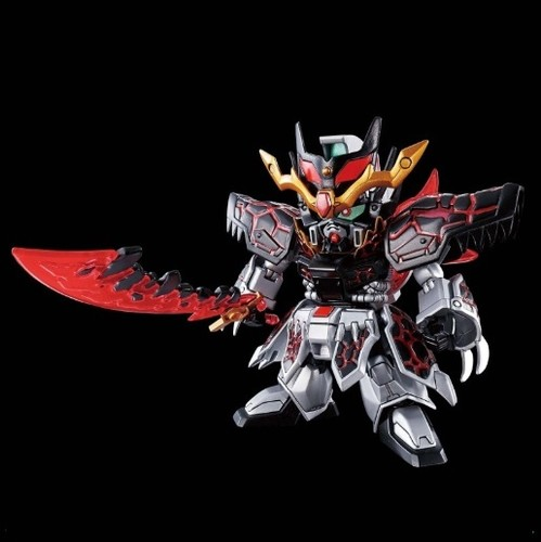SD Sangoku Soketsuden Dong Zhuo Providence Gundam, Bandai SD by Bandai