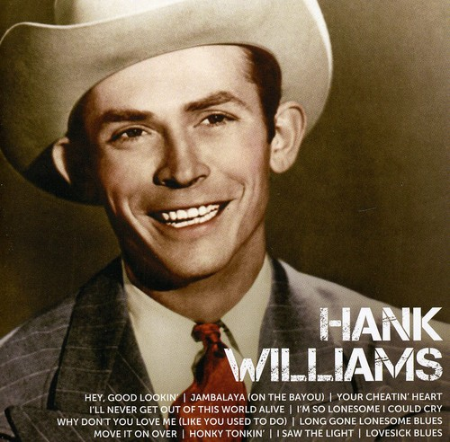 Hank Williams - Icon Series: Hank Williams (CD)