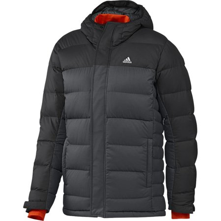 dfc2f71349e0 Adidas - Adidas Outdoor Frostheld Climaheat Insulated Down Jacket - Mens -  Walmart.com