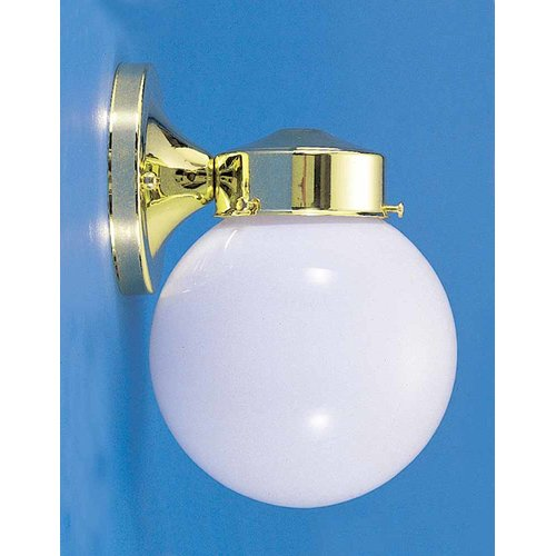 Volume Lighting 1-Light Outdoor Wall Sconce