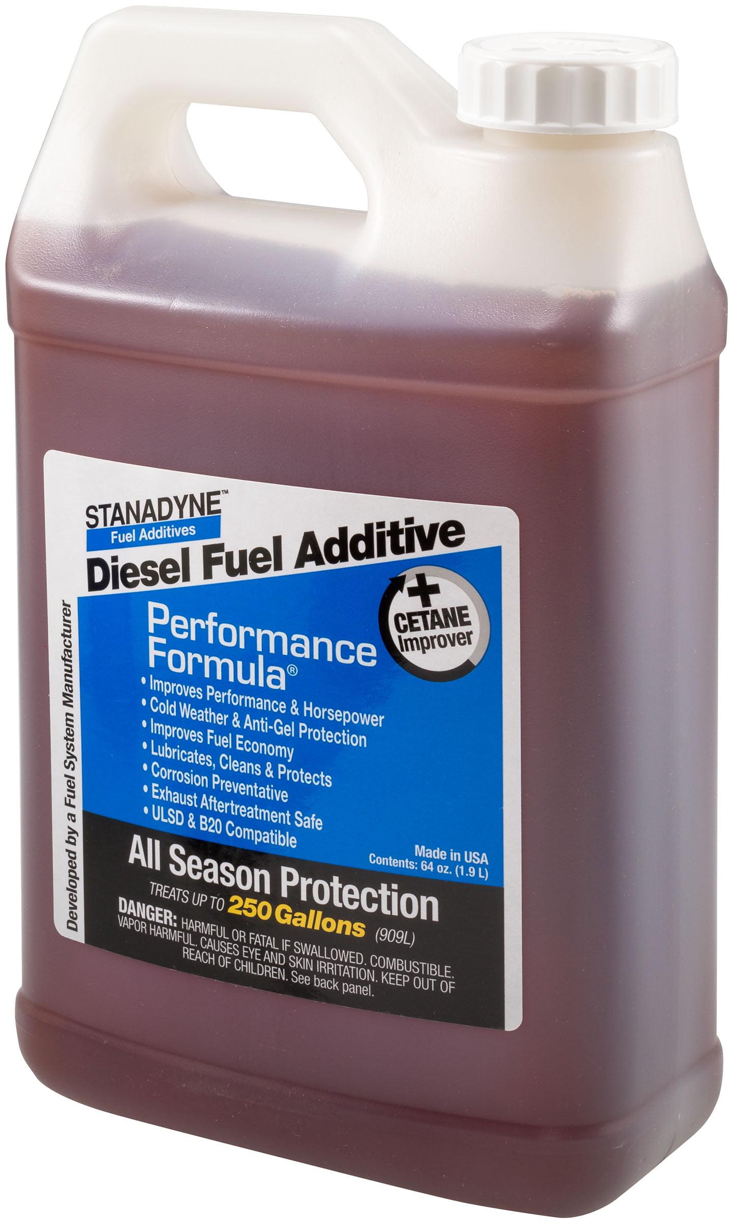 Stanadyne Performance Formula Diesel Fuel Additive 1 2 Gallon Stanadyne 38566 Walmart Com Walmart Com
