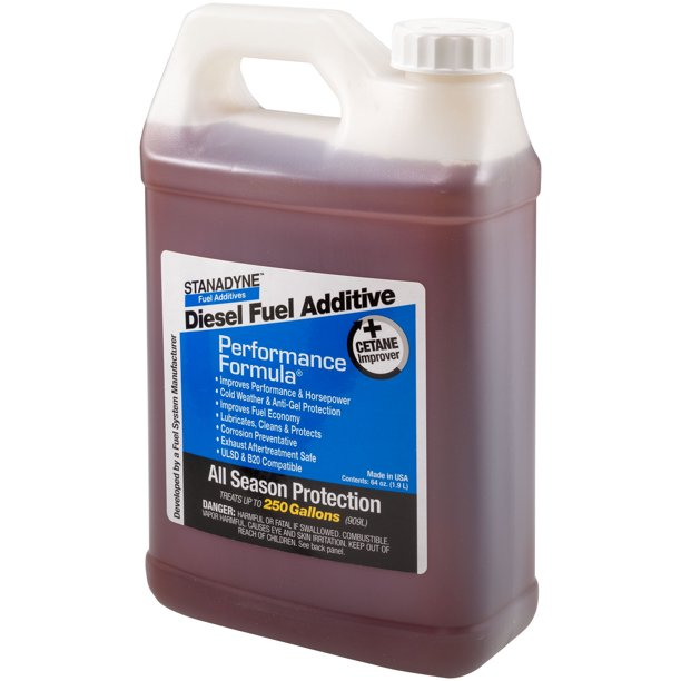 Stanadyne Performance Formula Diesel Fuel Additive 1 2 Gallon Stanadyne 38566 Walmart Com Walmart Com