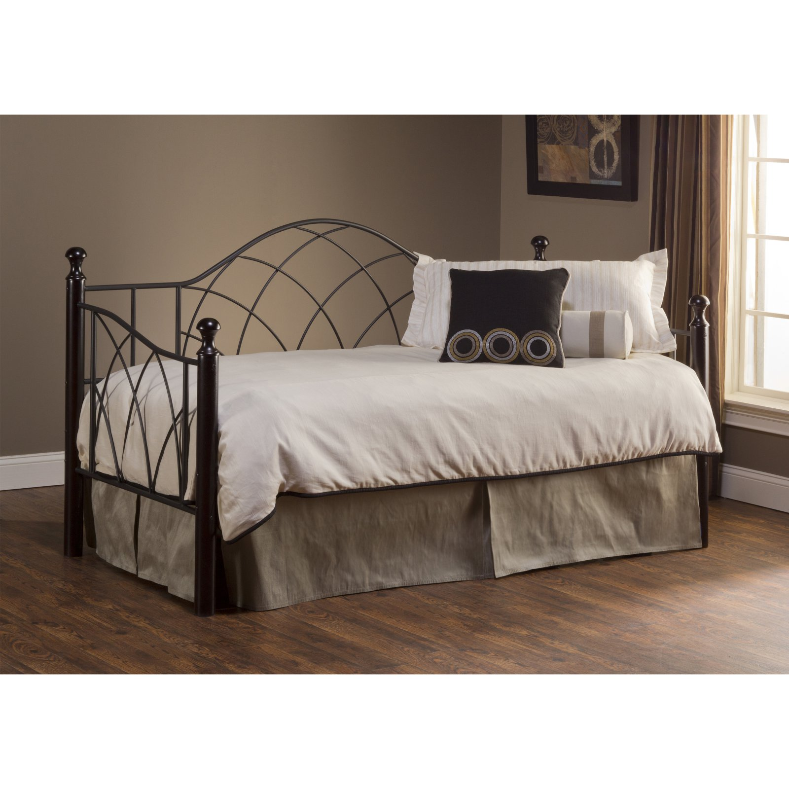 Roll-Out Trundle Bed, Twin -Component by Hillsdale Furniture