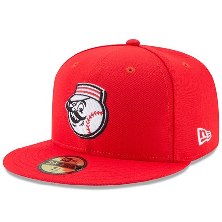 Cincinnati Reds New Era 2017 Players Weekend 59FIFTY Fitted Hat -