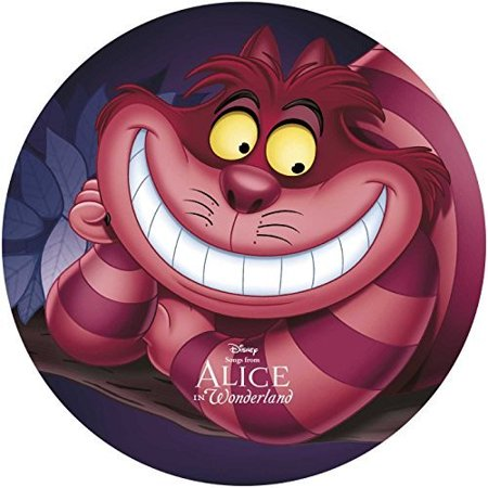 Songs From Alice In Wonderland (Picture Disc) - Halloween Choir Songs