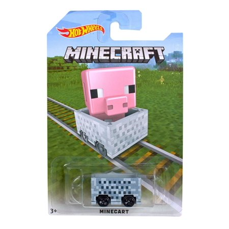 CAI_HOT WHEELS - MINECRAFT PIG