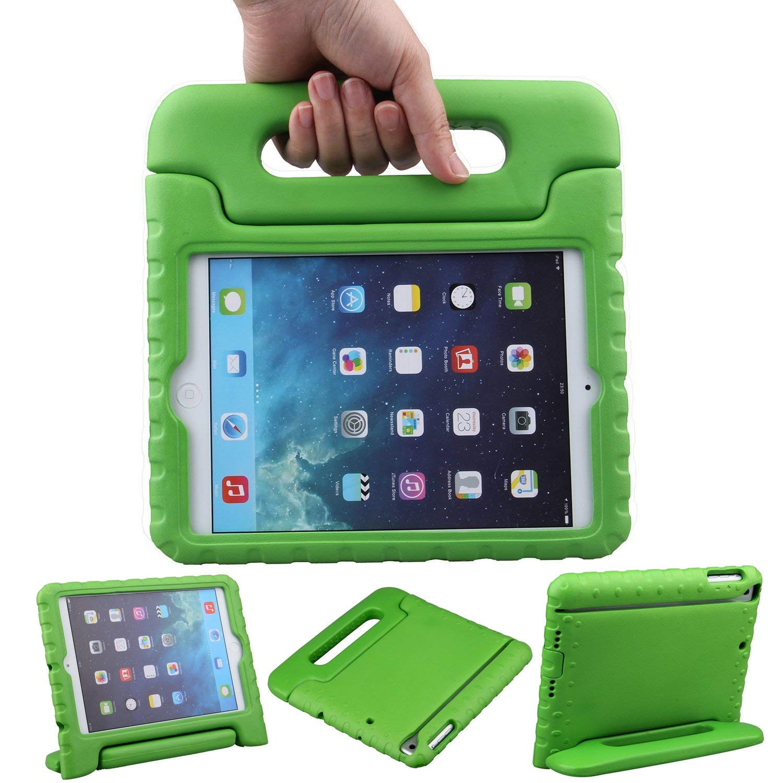 "iPad mini 7.9"" Tablet Case, Dteck Shockproof Handle Stand Cover For Apple iPad mini 1/2/3, Orange"