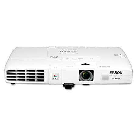 Epson Powerlite 1771W Multimedia Projector  3000 Lumens  1280 X 800 Pixels  1 2X Zoom