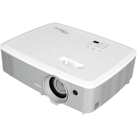 Optoma EH400+ 1080P Bright Presentation Projector