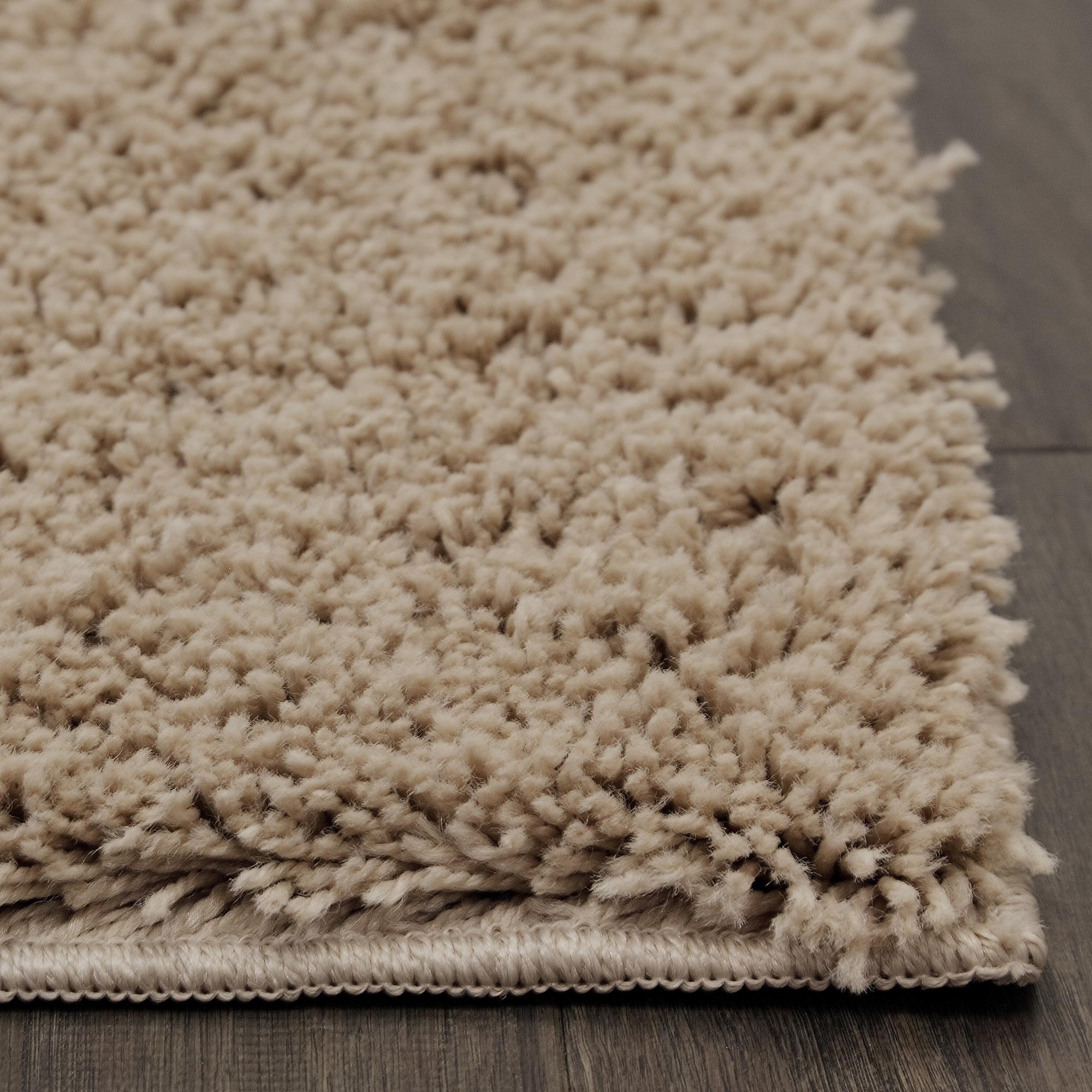 Mohawk Home Decorative Habitat Shag Tufted Area Rug Available In Multiple  Colors And Sizes Image 3