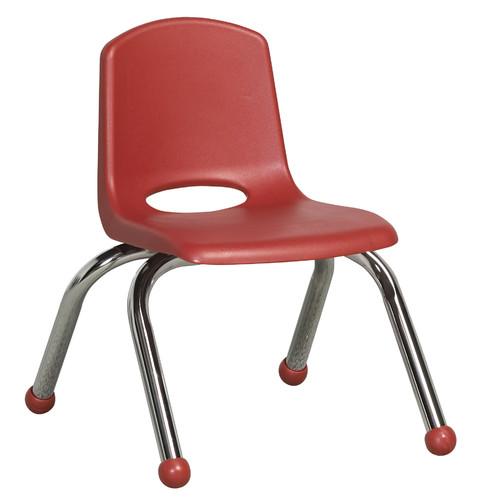 ECR4Kids 18'' Classroom Chair (Set of 5)