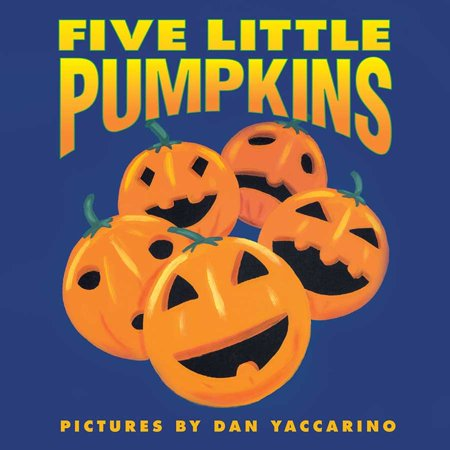 Five Little Pumpkins - eBook - Halloween Poem Five Little Pumpkins