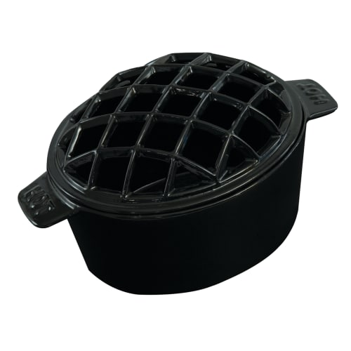 Pleasant Hearth 2.5 qt Cast Iron Steamer/Humidifier