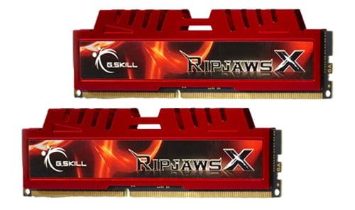 G.Skill F3-14900CL10D-16GBXL Ripjaws X 16GB (2x8GB) DDR3-1866Mhz RAM Memory