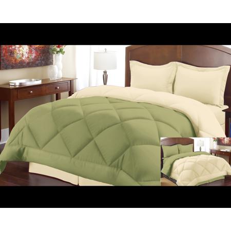 Peach Skin Reversible Comforter Sets ()