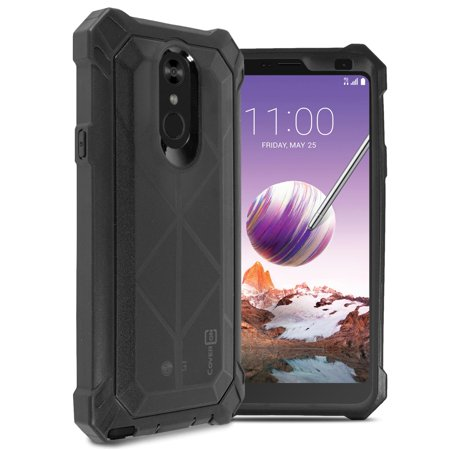 CoverON LG Stylo 4 / Q Stylus / Stylo 4 Plus Case, VitaCase Hard Protective  Full Body Heavy Duty Phone Cover