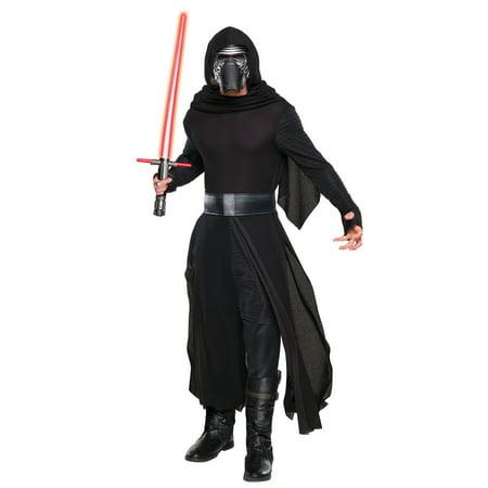 Star Wars: The Force Awakens Kylo Ren Grand Heritage Men's Adult Halloween Costume, One Size