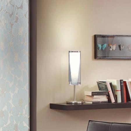 Pinto Nero 1 Light - Eglo USA Pinto Nero 90308A Table Lamp