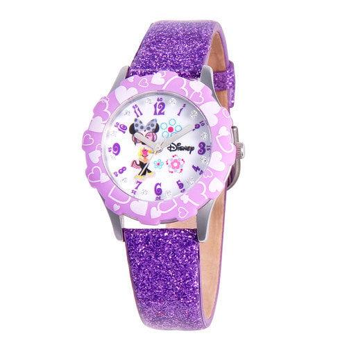Disney Watches Girls Tween Glitz Minnie Mouse Watch