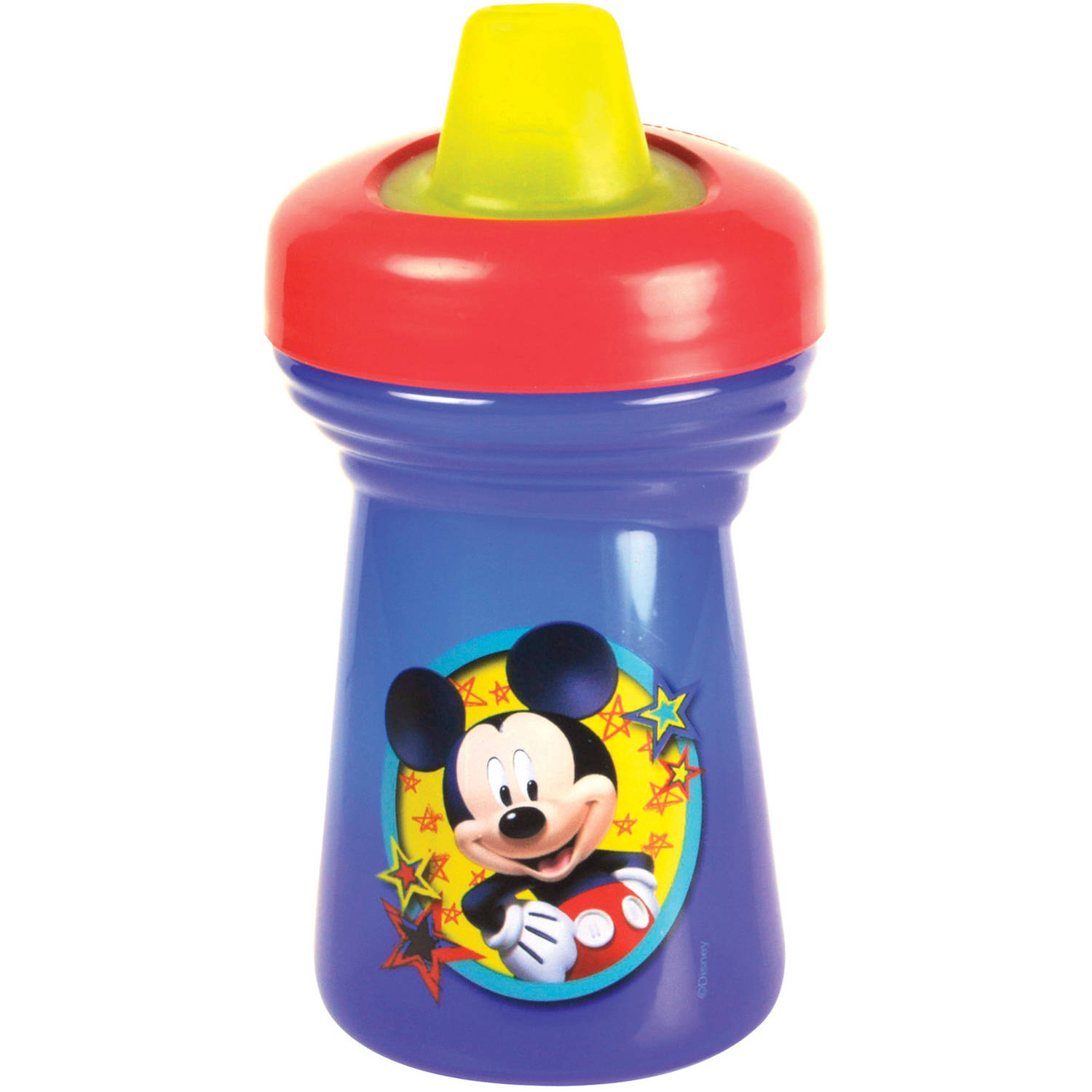 The First Years Disney Baby Mickey Mouse Soft Spout Cup, BPA-Free