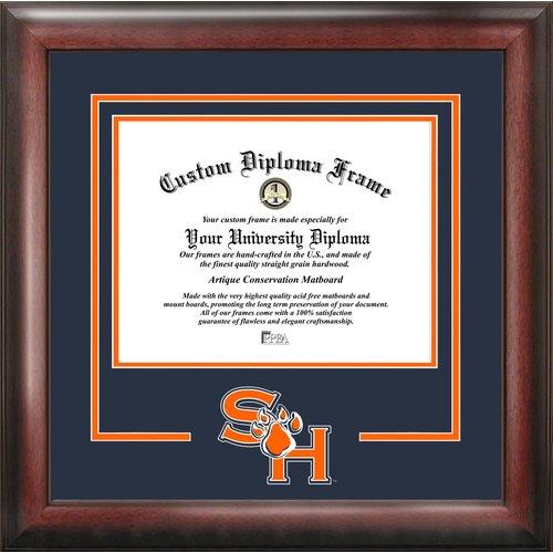 """Sam Houston State Bearkats 11"""" x 14"""" Spirit Diploma Frame"""