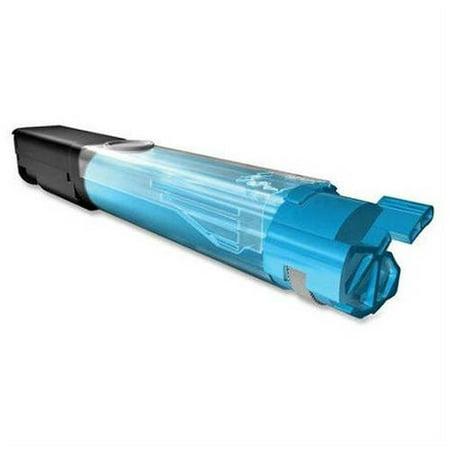 Genuine Okidata Cyan Drum - Universal Inkjet Premium Compatible Okidata 43459303 Cartridge, High-Capacity Cyan