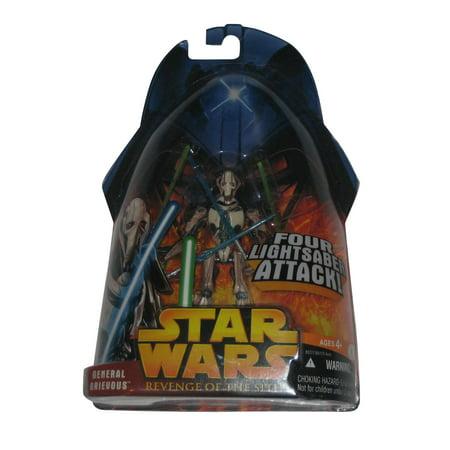 - Star Wars Revenge of the Sith: 3-3/4