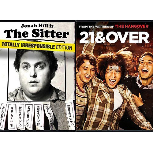 The Sitter / 21 and Over