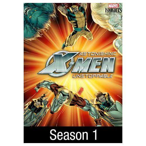 Astonishing X-Men: Unstoppable: Season 1 (2013)