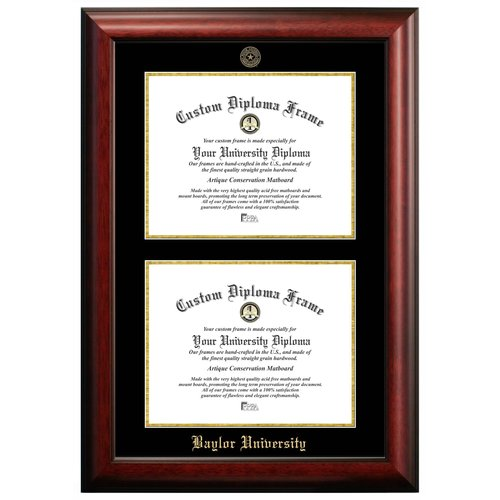 Darby Home Co Fredrickson Double Degree Picture Frame