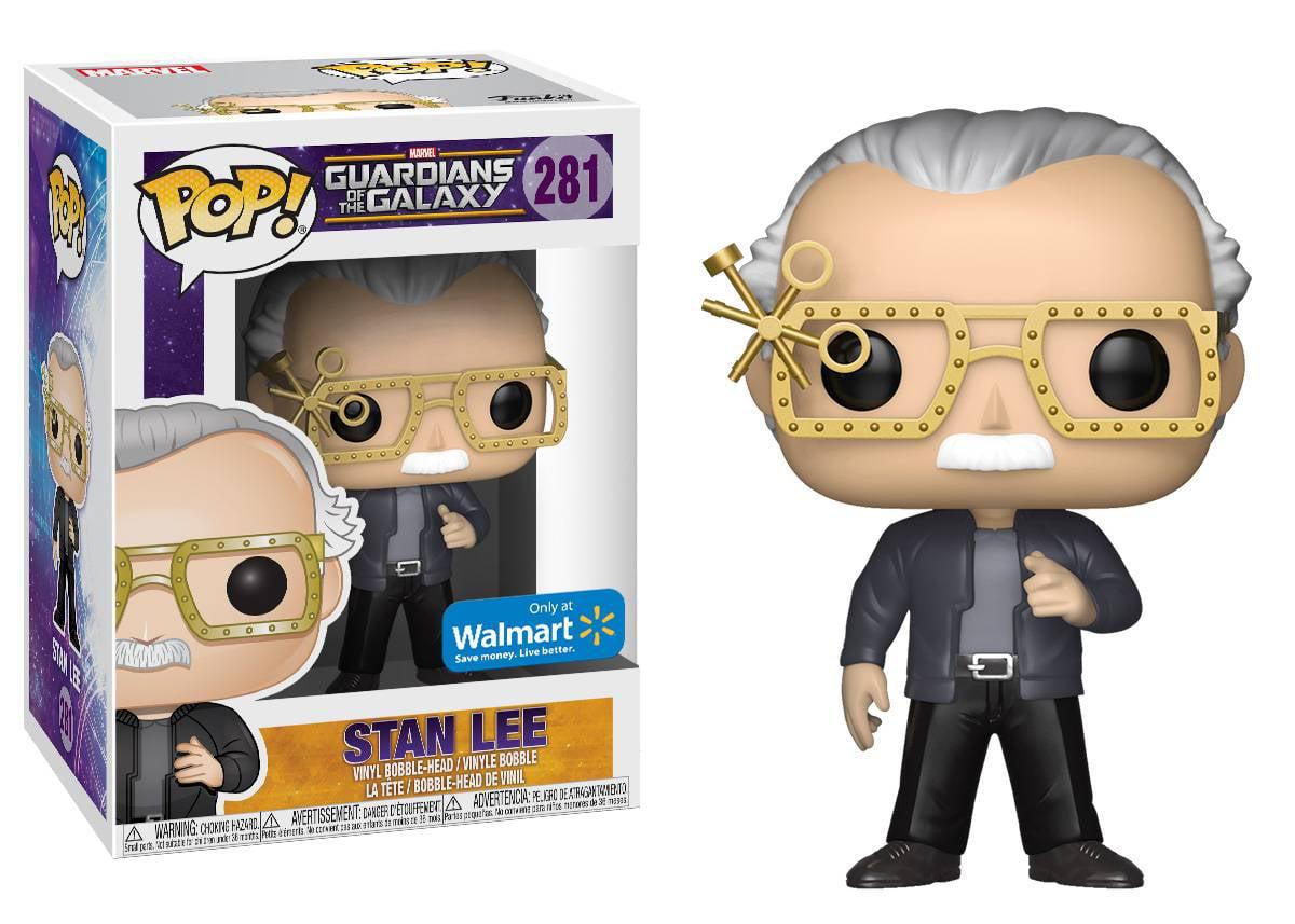 Funko POP Marvel - Stan Lee with Futuristic Glasses
