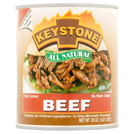 Keystone Beef  28 Oz