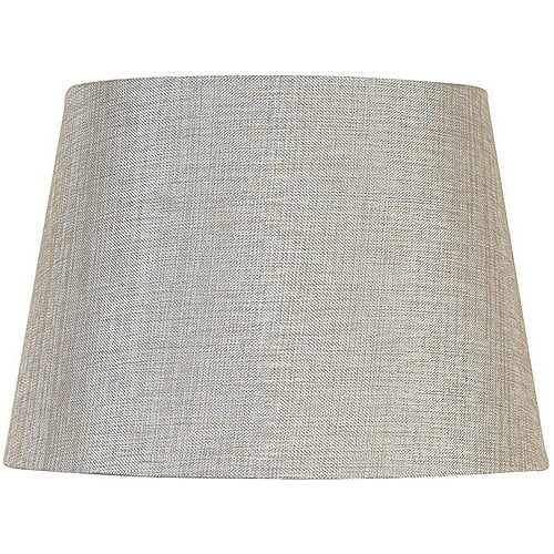 Better Homes and Gardens Medium Textured Lampshade, Silver by Mastercraft Distribution USA, Inc.