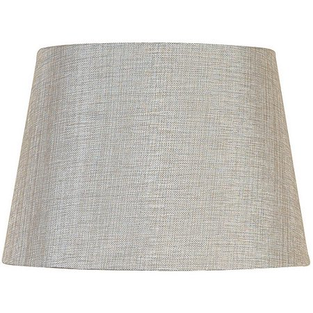 Better homes and gardens medium textured lamp shade silver better homes and gardens medium textured lamp shade silver mozeypictures Gallery