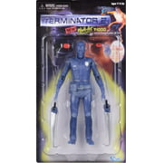 "Terminator 2 - 7"" Scale Action Figure - Kenner Tribute - White Hot T-1000"