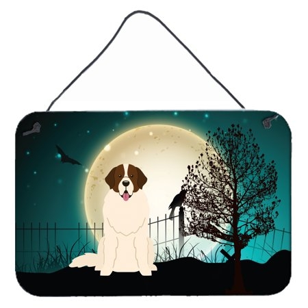 Halloween Scary Moscow Watchdog Wall or Door Hanging Prints BB2217DS812
