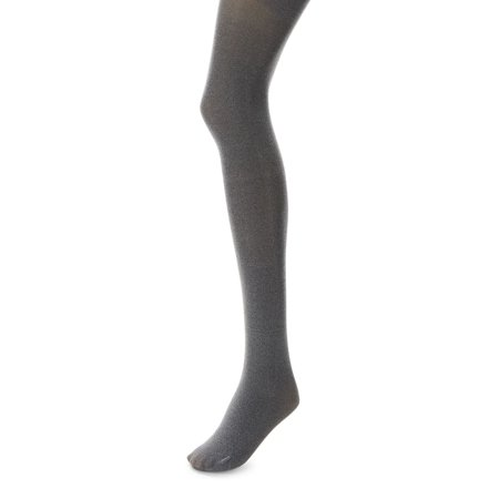 Dkny Control Top Opaque Tights - Heather Opaque Tights