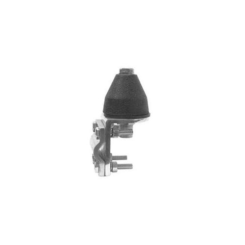Accessories Unlimited AUC3DM 3 Way Aluminum Mirror Mount with Dome Stud