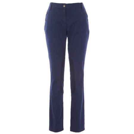 boden women's stretch canvas trousers navy