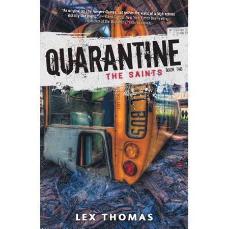Quarantine: The Saints - All Saints Day For Kids