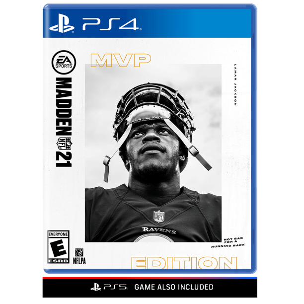 Madden NFL 21 MVP Edition, Electronic Arts, PlayStation 4 & PlayStation 5